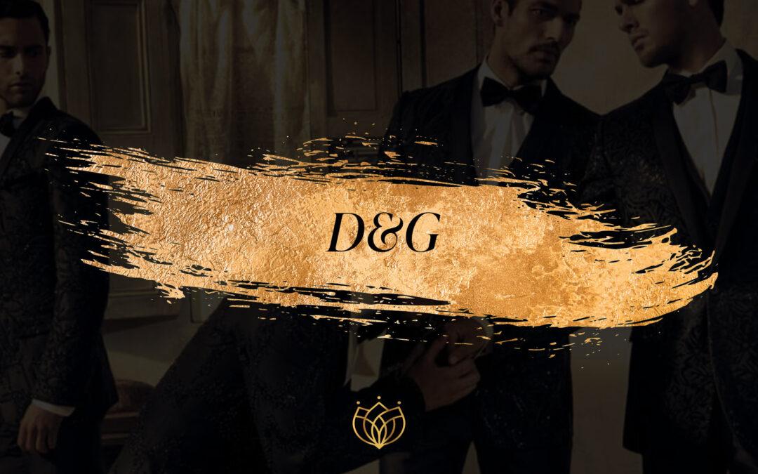 D&G, CZYLI DOLCE & GABBANA