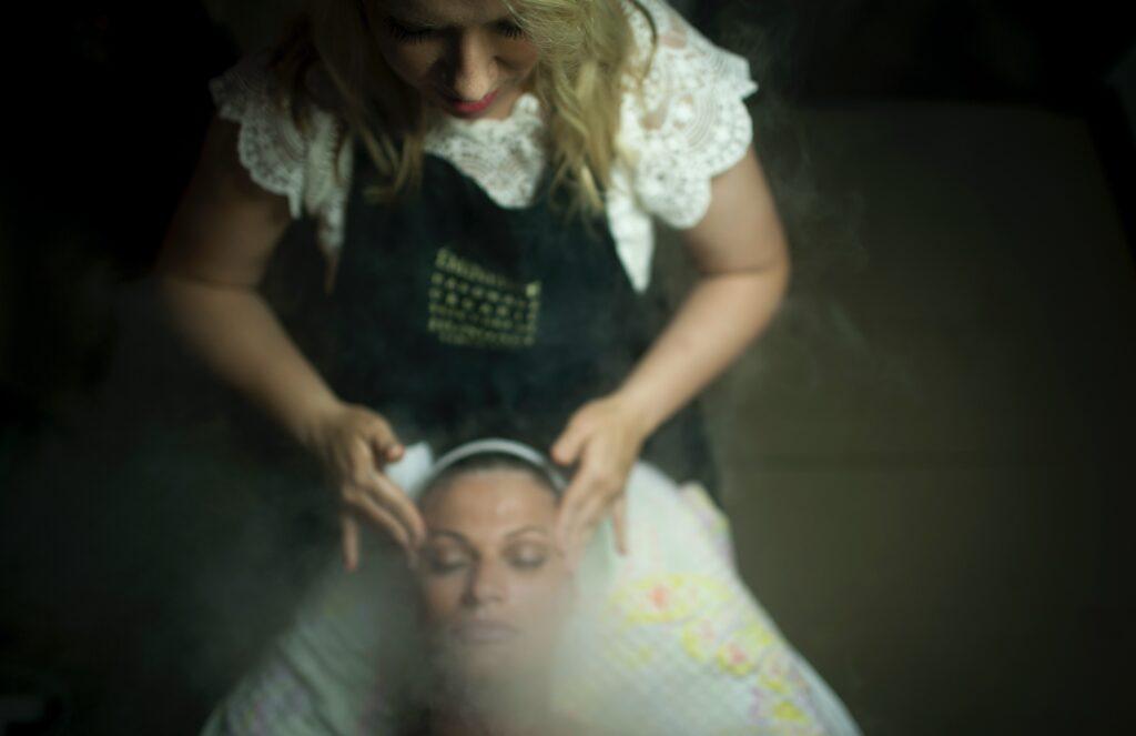 Prezenty dla kobiet - masaż Kobid