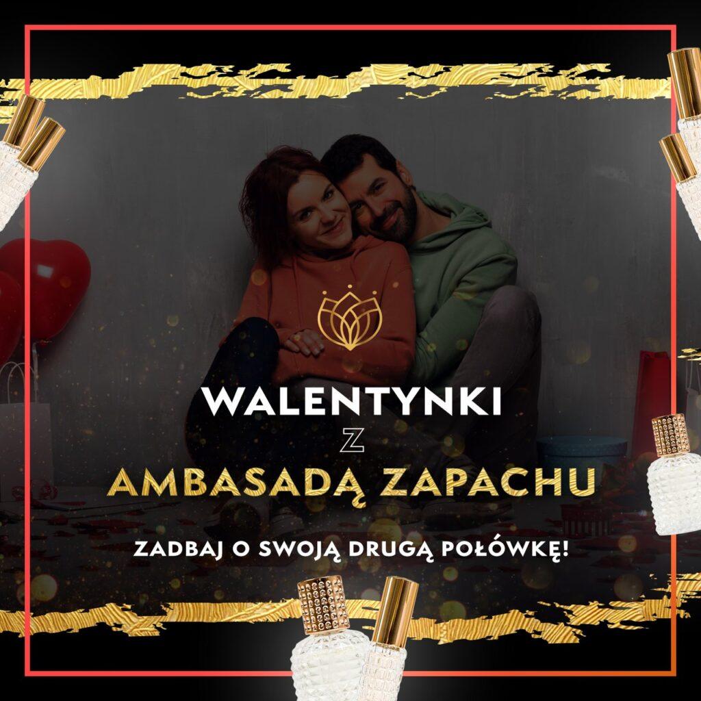 lane perfumy - walentynki