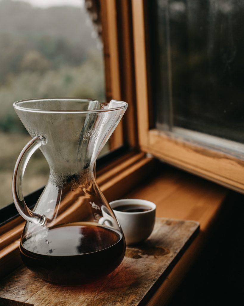 Kawa w perfumach